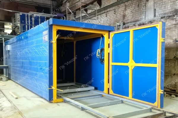 SKI - Convection drying chamber